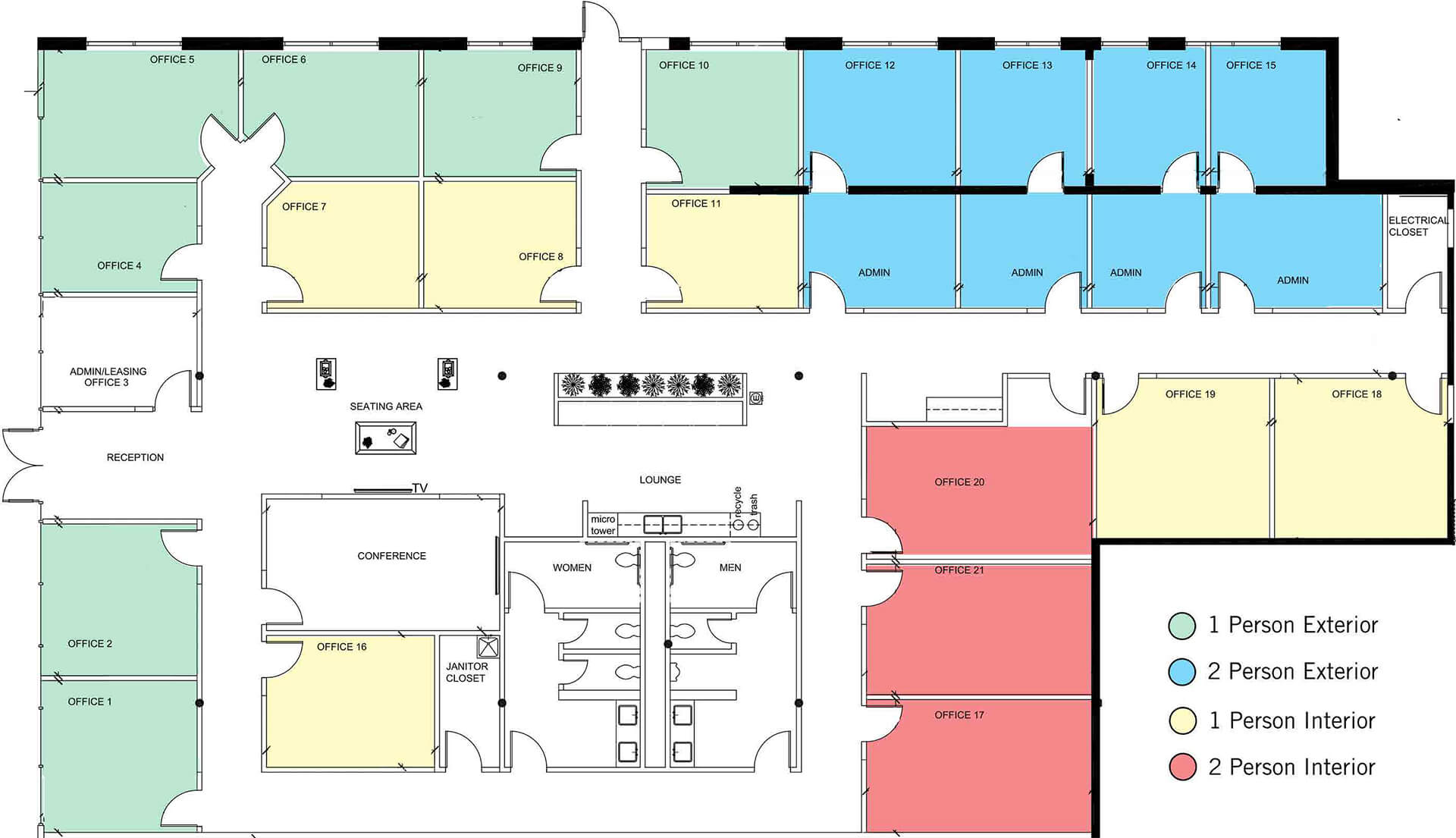 Floor Plan Spring Branch Village